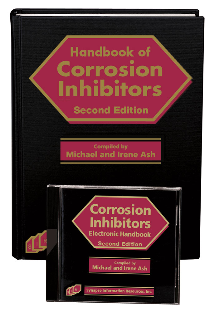 Handbook of Corrosion Inhibitors-Second Edition  Book and Software