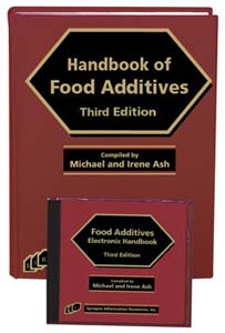 Handbook of Food Additives, Third Edition (Book and Software)