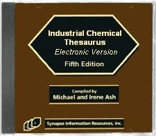 Industrial Chemical Thesaurus