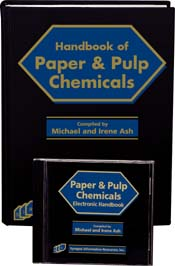 Handbook of Paper and Pulp Chemicals (Book and Software)